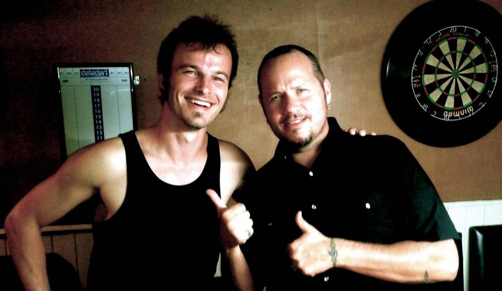 Lord Volture & Tim Ripper Owens