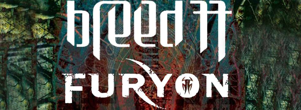 Furyon To Play With Breed 77 Live