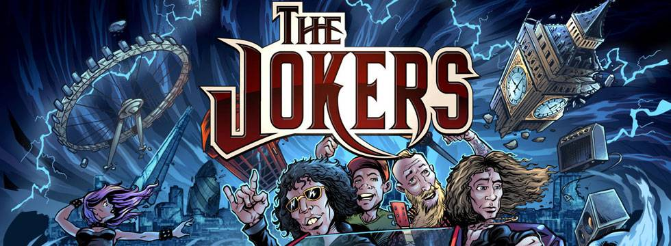 The Jokers Signs With Rock'N'Growl