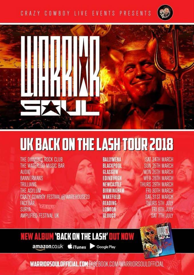 Warrior Soul UK