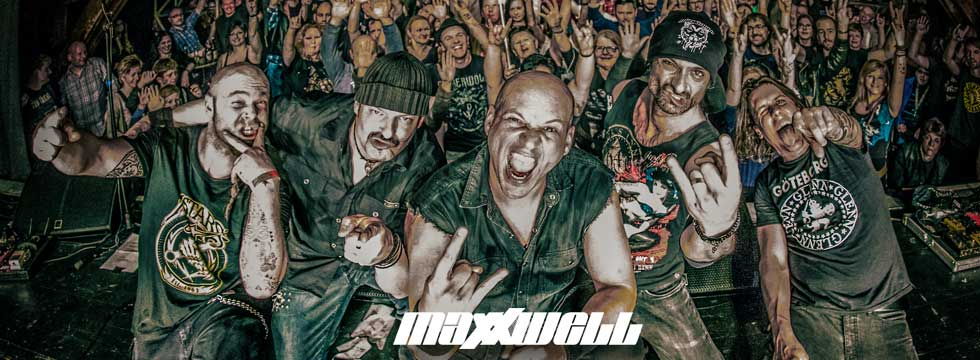 MAXXWELL Reveal 'Metalized' Album Details, Video Teaser Posted