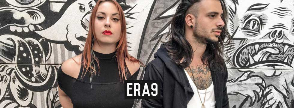 "ERA 9 Release Official Music Video for ""Black Widow (Tick Tock)"""