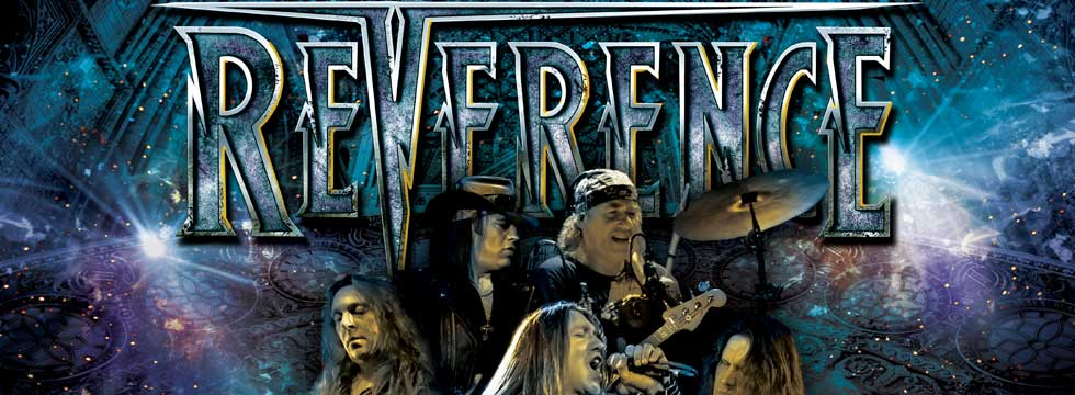 REVERENCE Cover Artwork Changed For New Live Album 'VENGEANCE IS…LIVE'