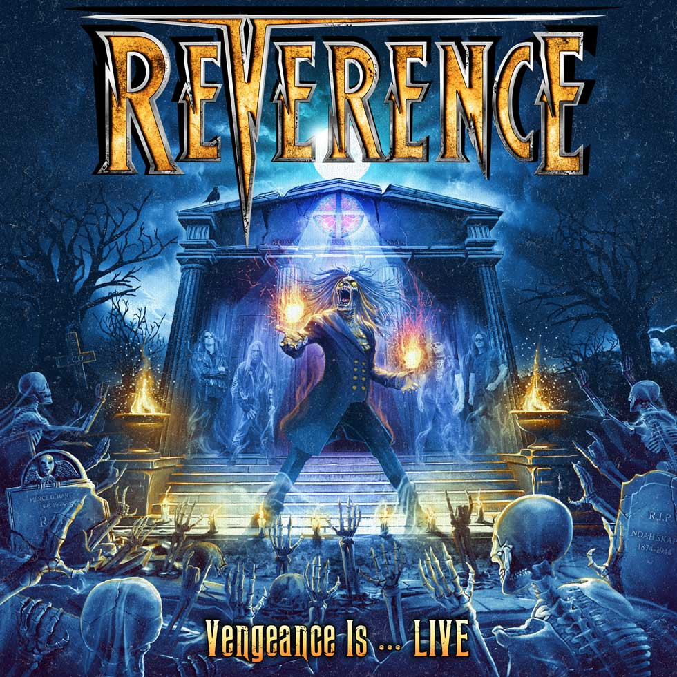 Reverence Vengeance Is Live
