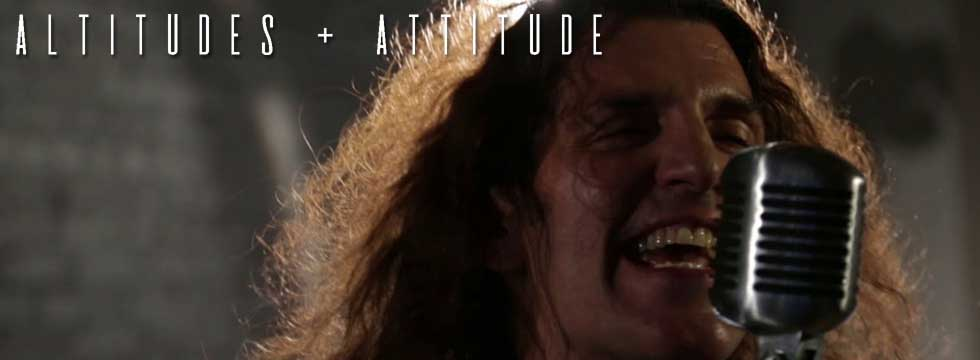 ALTITUDES & ATTITUDE Release 'Late' Music Video – Feat. MEGADETH's ELLEFSON, ANTHRAX's BELLO