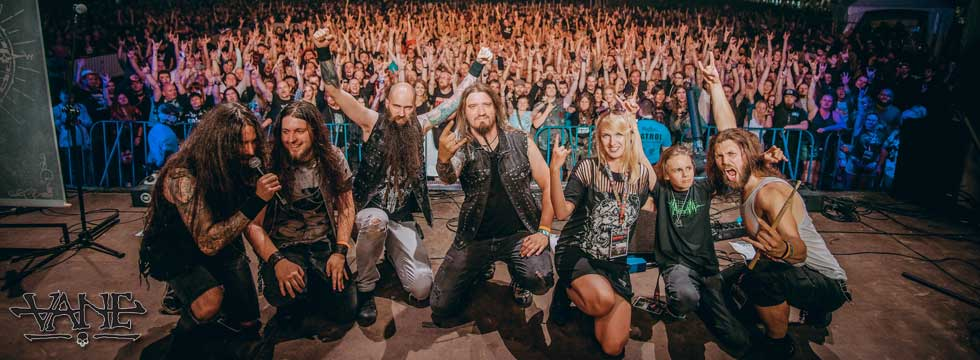 VANE Won The 5th Place At WACKEN OPEN AIR FESTIVAL – METAL BATTLE 2019
