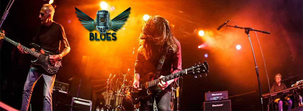 Joanne Shaw Taylor Added as Co-Headliner to HRH Blues 7 Festival Feat. HRH CROWS 3