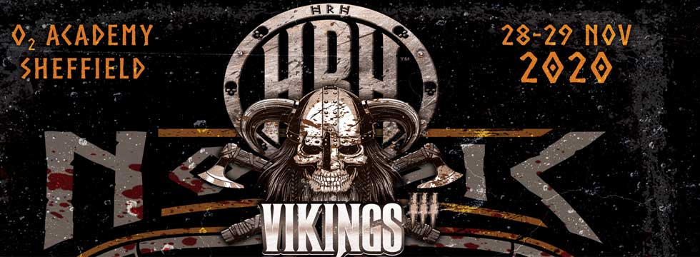 HRH Vikings 3 Makes it's Mark in History With a Blood Eagle Launch