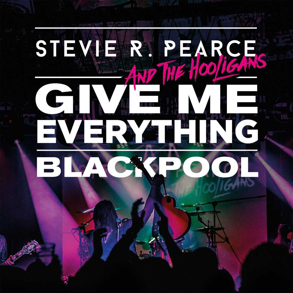 Stevie Pearce Live Album
