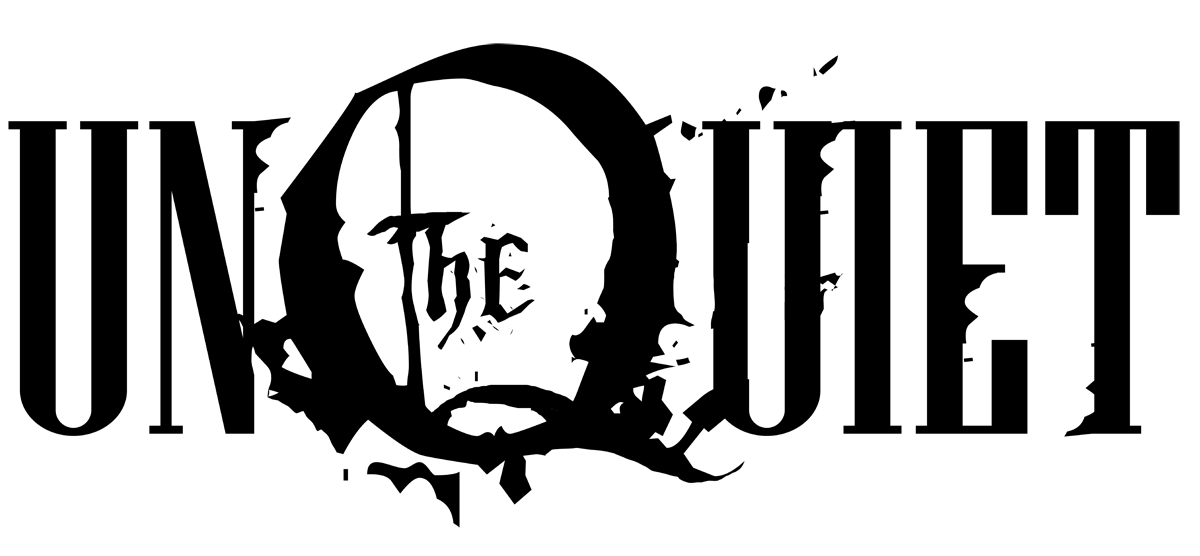 The Unquiet Logo