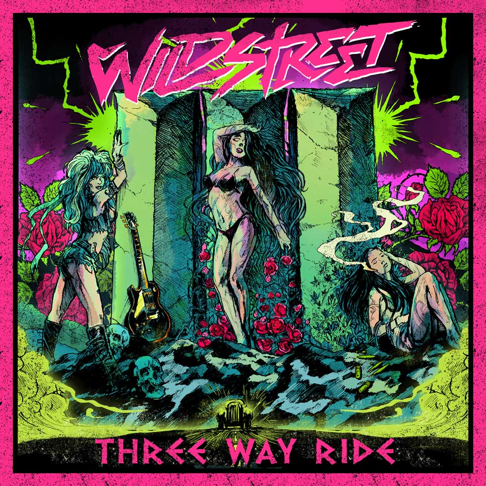 Wildstreet Three Way Ride