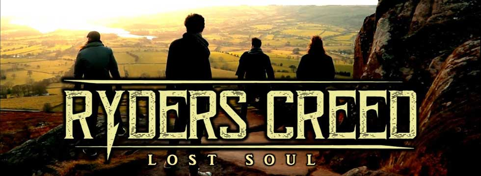 RYDERS CREED Unleash 'Lost Soul' Music Video And First Single From Highly Anticipated 2nd Album
