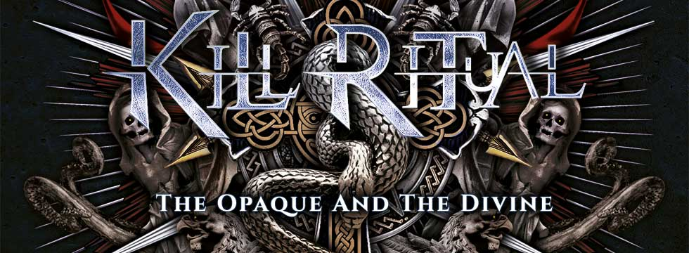 KILL RITUAL New Album 'Opaque and the Divine' Out In March